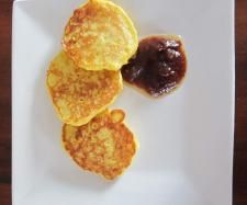 Recipe Corn fritters by artichoke, learn to make this recipe easily in your kitchen machine and discover other Thermomix recipes in Starters. Lunch Box Recipes, Baby Food Recipes, Lunchbox Ideas, Breakfast Recipes, Dinner Recipes, Cooking Recipes, Breakfast Ideas, Corn Fritter Recipes, Bellini Recipe