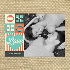 Retro Love | Valentine's Day Collection #InkCards