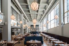 Restaurant Bronda in Helsinki ||  Architecture bei Stylepark