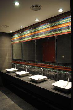 Hues public toilet