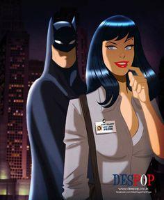 Lois Lane in Gotham