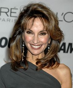 Susan Lucci Long Straight Formal ...
