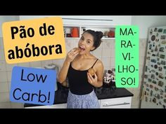 Pão de Abóbora Low Carb! | Receita | Você Mais Fitness - YouTube