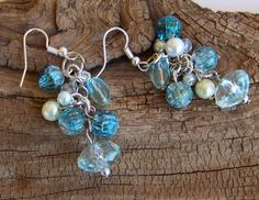 Multiple Glass and pearl beads by Soulceen on Etsy