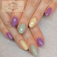 CND shellac pastel spring 2015