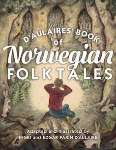 From the authors who wrote and illustrated Ola, Leif the Lucky, and Children of the Northlights comes their collection of Norwegian folktales. First printed in 1938, this selection of timeless stories