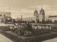 Historic Casa del Prado, Balboa Park, San Diego, California.  #ToHellAndBack #MariaRosaAuthor #history #travel #California #CasaDelPrado #BalboaPark #SanDiego #SoCal #USA #photography #garden #gardens