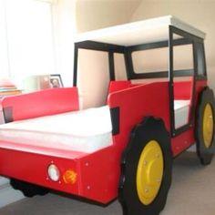 Cama tractor