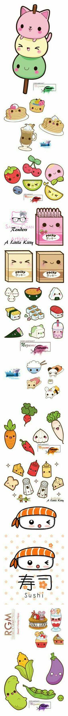 Kawaii things! #Anime