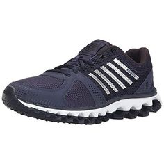 K-Swiss Men's X-160 CMF Training Shoe, Navy/Black, 11.5 M US