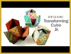 [Origami] Pure, Pureland and Other Kinds of Origami -- For more information, visit image link. #Origami