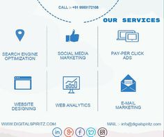Digital spirit , Digital marketing , SEO , Web designing , Search engine optimization , search engine marketing , social media management, social media marketing & Online training.
