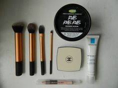 May beauty favourites. #chanel #lush #larocheposay #effaclarduo #realtechniques http://wp.me/p3n0el-8O