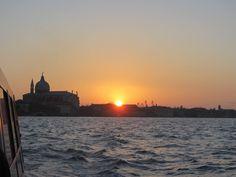 Sunset Venice 2013 -