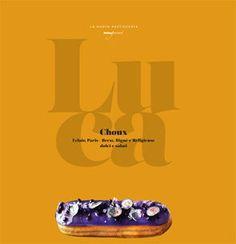 Choux di Luca Montersino - un libro Italian Gourmet - Lo Shop di Italian Gourmet