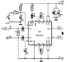 Subwoofer Module Amplifier using 4558 with PCB in 2019