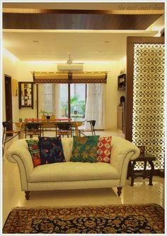 indian home interior design photos b e bf fd d c e da a cf a indian interior design indian furniture Interior, Living Room Decor, Home Decor, Indian Homes, House Interior, Indian Home Interior, Indian Interiors, Home Interior Design, Interior Design