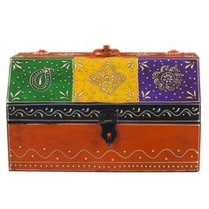 Wooden Decorative Boxes Chest Decorative Wood Keepsake Storage Jewelry Storage Box