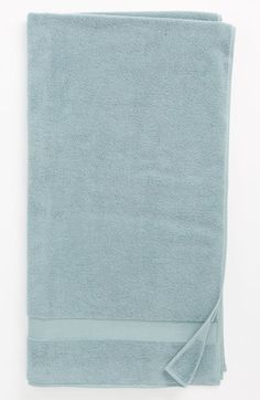 Nordstrom at Home Hydrocotton Bath Sheet - Blue (2 for $90)