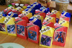 superman, batman, spiderman birthday party - Google Search