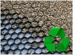 CORE Drive Gravel Stabiliser is the core of hassle-free gravel, Driveway, Honeycomb grid for all types of DDA, Suds compliant drive gravel stabilisation solutions with no compromise in strength