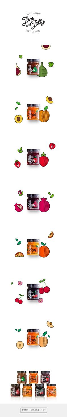 Jam and Jelly by Cursor Design