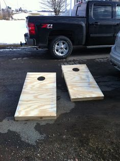 Good instructions for diy corn hole boards