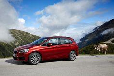 BMW 2-serie Active Tourer met nieuwe motoren en x-Drive