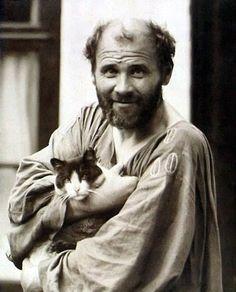 El gato de Klimt