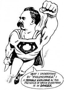 Inspirational Arrogance Nietzsche
