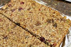 Sophie Uliano's Healthy, Plant-Based Protein Bar Recipe
