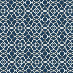 Hayley Blue Fabric by the Yard