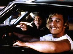 Dazed and Confused alright alright alright! Love