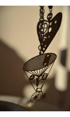 Bijoux cotton strings with oriental prints or metallic chains #bici #cycle #run #bicicletta #ciondolo #chain #style #collana #love