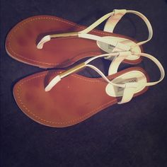 Steve Madden Sandals Only worn twice. Steve Madden Shoes Sandals