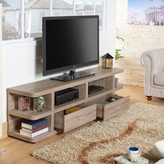Guilver TV Stand
