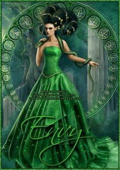 Green w envy