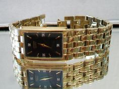 Vintage Gold Plated Citizen Men's Gold Tone Watch