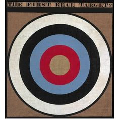 One of my favourite prints - bought from the Tate shop. Every time I see it I think about how what we aim for lies within a concentric history of other things we've aimed for.