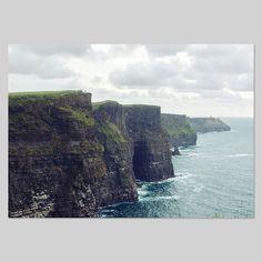 Walter Quiet - Cliffs -Stampa Fine Art A4 16€ -Stampa Fine Art A3+ 24€