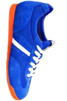 SERAFINI Philadelphia Bluette sneakers