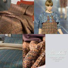 LIFESTYLE: in perfetto stile Chanel la stampa boucle' sulla biancheria da letto MIRABELLO: trapunte e lenzuola che sarebbero sicuramente piaciute a madamoiselle Coco' ! #homecouture #newcollectionfw16 #Mirabello #qualita' #madeinItaly #labellabiancheriapertuttiigiorni #Brindisi #moderno #style followusonInstagram #paolaerosa