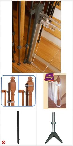 Shop Target for gate Dream Furniture, Pet Furniture, Deck Railing Design, Walk In Tubs, Baby Gates, Container House Design, Secret Rooms, Room Doors, Easy Woodworking Projects
