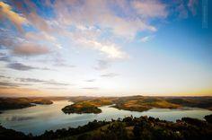 Itá Thermas  Resort e Spa - Vista Lago Itá, Foto Jairo Backes