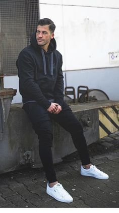 outfit style inspiration for men - - Trendy Mens Fashion, Stylish Mens Outfits, Mens Fashion Blog, Mens Fashion Suits, Casual Outfits, Men Casual, Fashion Fall, Mens Athletic Fashion, Fashion Outfits