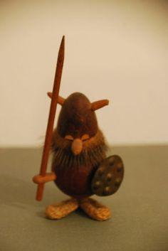 Danish Mid Century Teak Viking or Troll | eBay