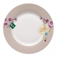 Accessorize - Breakfast plate - Taupe - ∅ 20,5 cm
