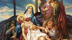 Attività didattica di espressione. Lamenti del venerdì Santo, Antichi litanie siciliane popolari, cantate durante il periodo di quaresima