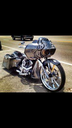 Harley road glide