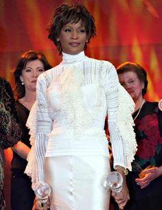 Whitney Houston....